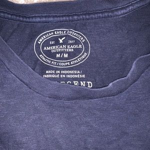 American eagle short sleeve shirt